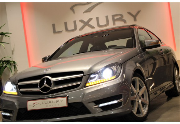 MERCEDES-BENZ C 250 CDI COUPE 7G-TRONIC