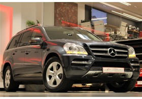 MERCEDES-BENZ GL 350 4MATIC BLUEFFICIENCY