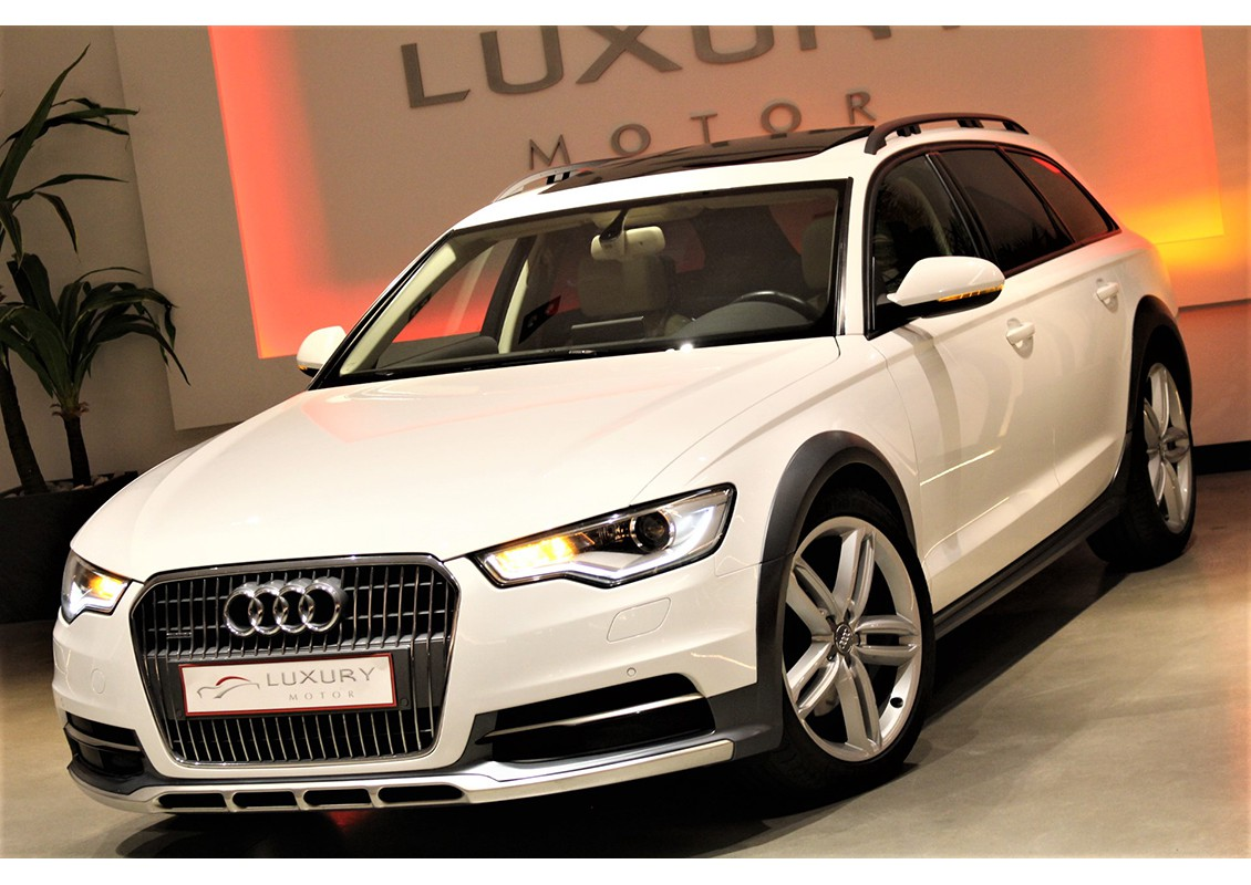 audi a6 allroad quattro 3 0 tdi 245cv quattro s tronic luxury motor. Black Bedroom Furniture Sets. Home Design Ideas