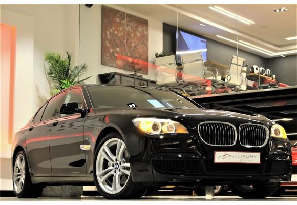 BMW 740d X-DRIVE -306cv- PACK M