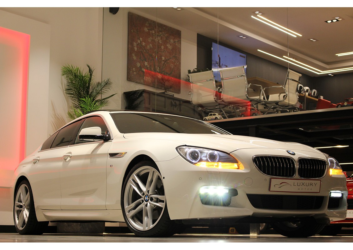 bmw serie 6 640d gran coupe luxury motor. Black Bedroom Furniture Sets. Home Design Ideas