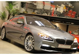 BMW Serie 6 640d Gran Coupe 4p