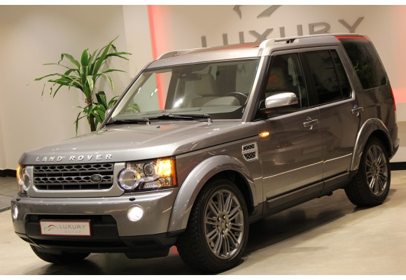 land rover discovery 4 sdv6 hse luxury 255cv luxury motor. Black Bedroom Furniture Sets. Home Design Ideas