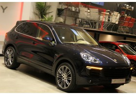 PORSCHE CAYENNE DIESEL 262cv