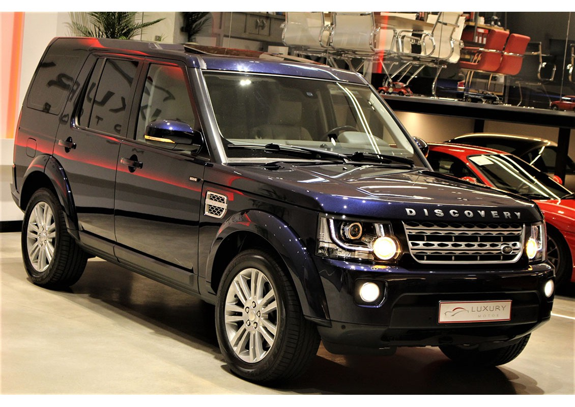 land rover discovery 4 3 0 sdv6 hse 255cv luxury motor. Black Bedroom Furniture Sets. Home Design Ideas