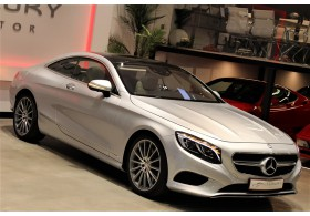 MERCEDES-BENZ Clase S S 500 4MATIC Coupe 2p.