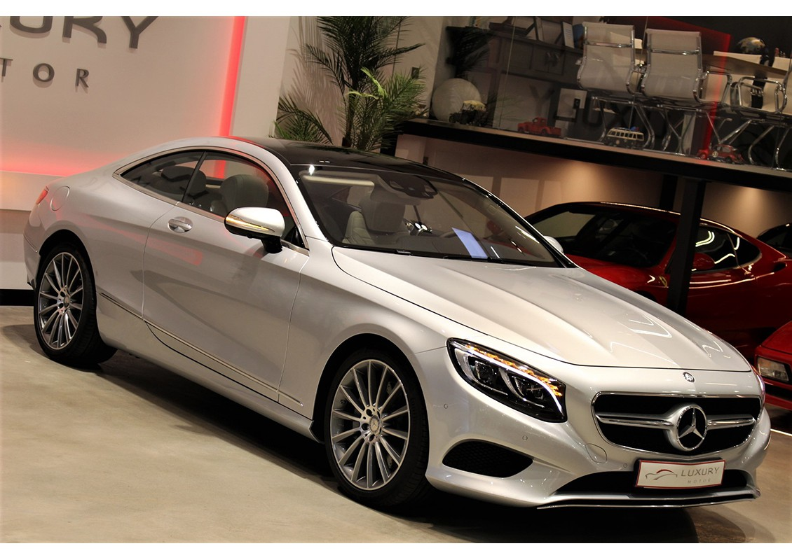mercedes benz clase s s 500 4matic coupe 2p luxury motor. Black Bedroom Furniture Sets. Home Design Ideas