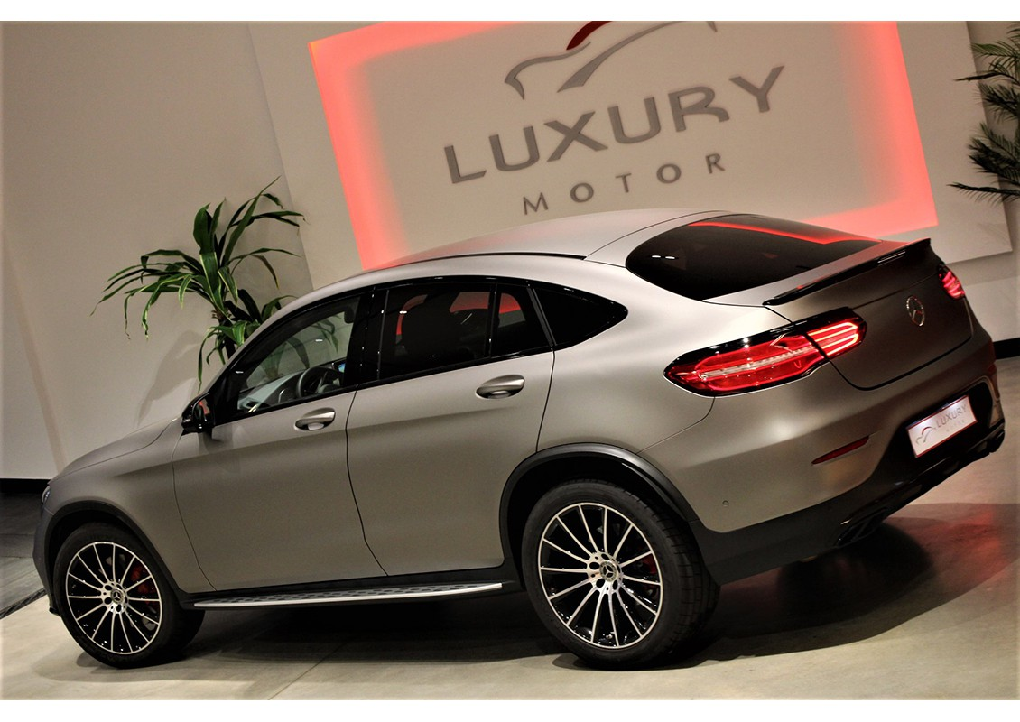 mercedes benz clase glc glc 250 4matic luxury motor. Black Bedroom Furniture Sets. Home Design Ideas