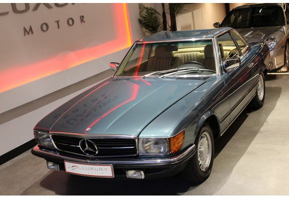 MERCEDES-BENZ 280 300SL 2p