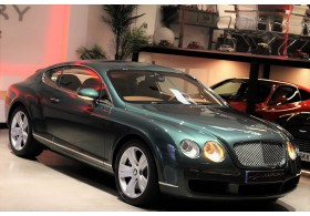 BENTLEY CONTINENTAL GT *560cv*