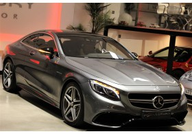 MERCEDES-BENZ S63 AMG COUPE *585cv*