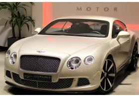 BENTLEY CONTINENTAL GT W12 *575cv*