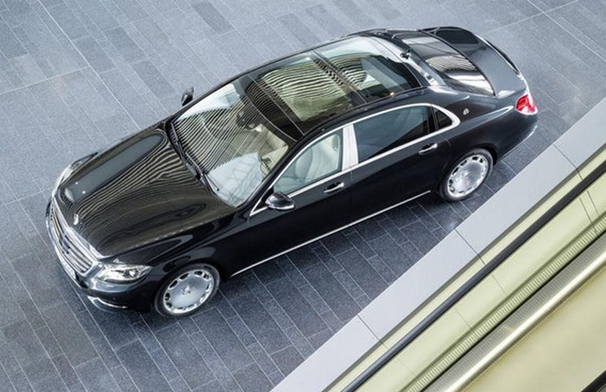 BMW could face Mercedes-Maybach with a new model Maybe the BMW 9 Series?